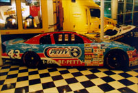 43/ Richard Petty cb